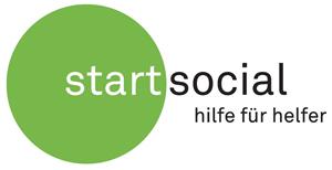 Logo startsocial hilfe für helfer